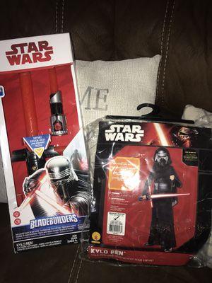 "Star Wars ""Kylo Ren"" Costume set for Sale in Fresno, CA"