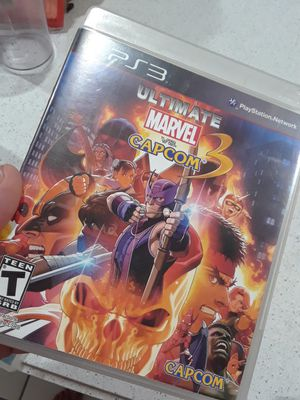 Ultimate Marvel vs Capcom 3 trade ( PS3) for Sale in Los Angeles, CA