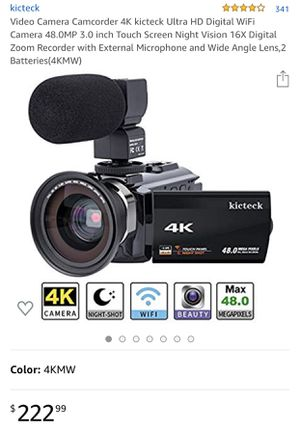 Video camera for Sale in Brooklyn, NY