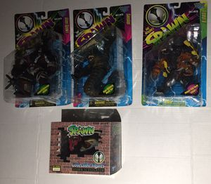 SPAWN ACTION FIGURE COLLECTIBLES for Sale in Houston, TX