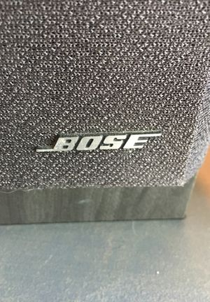 Bose speakers (pair) for Sale in Pittsburgh, PA