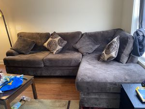 Sofa perfect condition (used for 1 year) Comfyyyy for Sale in Columbia, SC