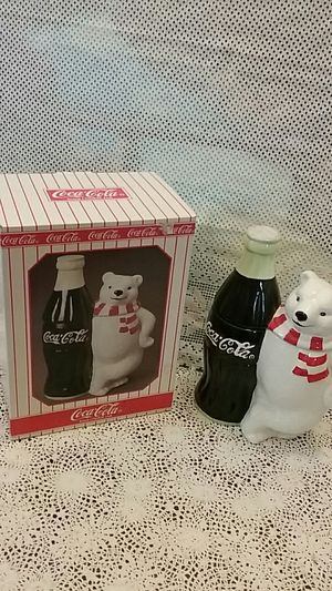 Coca cola cookie jar for Sale in Pequot Lakes, MN
