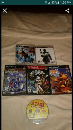 PlayStation 3 and 2 Games for Sale in Buena Park, CA