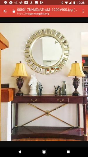 Ethan Allen Console Table for Sale in Medina, WA