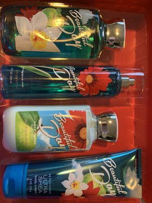 Bath and Body works set for Sale in New Port Richey, FL
