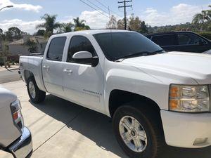 """Chevy Silverado, 6 lug , rims ,18"""" , tires for Sale in Escondido, CA"""