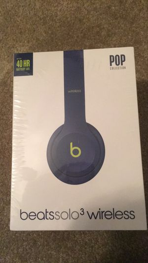 Beats Solo 3 wireless for Sale in Akron, OH