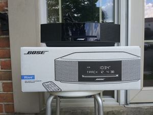 BOSE WAVE MUSIC SYSTEM IV for Sale in Parkville, MD