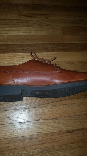 TIMBERLAND BROWN DRESS SHOES for Sale in Lakewood, CO