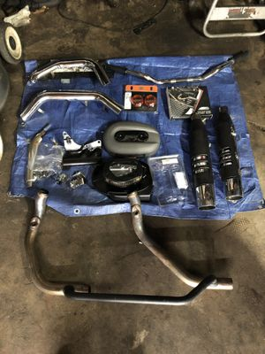 Harley Davidson motorcycle parts for Sale in Cleveland, OH