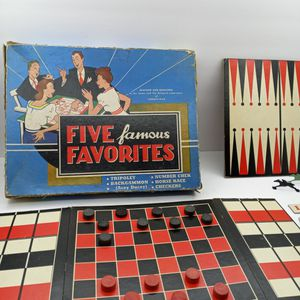 Vintage 1948 Board Game for Sale in Waterbury, CT
