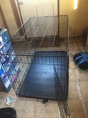 48x30 Dog Crate for Sale in Sharpsburg, GA
