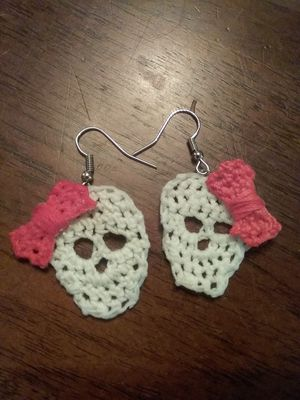 BEAUTIFUL HAND MADE CROCHET EARRINGS ONLY 11 LEFT BRAND NEW for Sale in San Leandro, CA