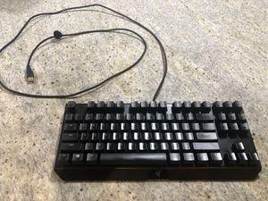 Razer Blackwidow X TE Chroma keyboard for Sale in Seattle, WA
