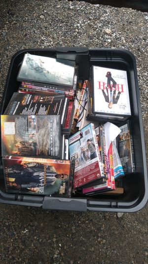 70 movies 30 bucks different kinds for Sale in Fall River, MA