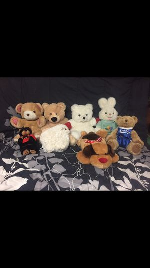 Assorted Stuffed Animals for Sale in Ocoee, FL