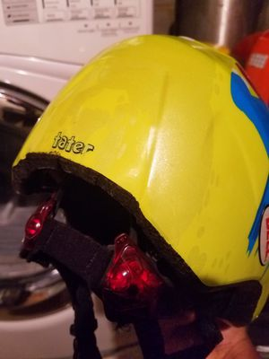 Infant bike rank and helmet for Sale in Silver Spring, MD