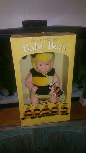 Anne Geddes bumblebee baby 1997 for Sale for sale  Queens, NY