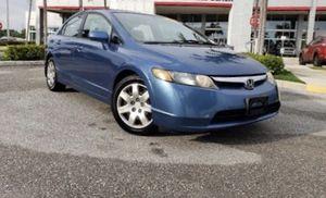 Honda Civic Lx Sedan 2008 for Sale in Deerfield Beach, FL