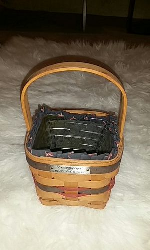 Longaberger Inaugural Basket for Sale in Butler, PA