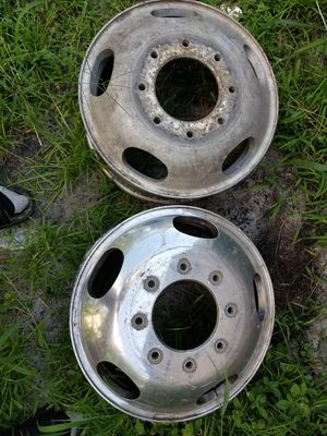 2005-2016 Ford dually rims for Sale in Orlando, FL