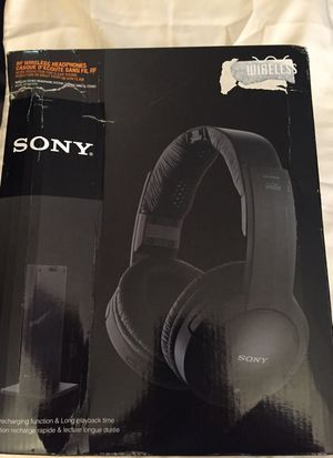Electronics Sony wireless headphones for Sale in Lexington, KY