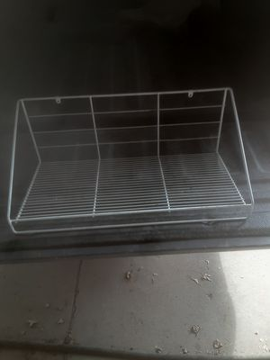 White bathroom shelf for Sale in La Mesa, CA