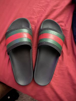 Gucci slides (size 9 ) for Sale in Winter Haven, FL