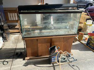 55 gallon Aquarium for Sale in Bakersfield, CA