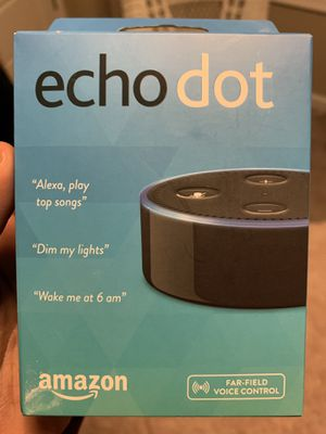 Amazon Echo Dot for Sale in Lynchburg, VA
