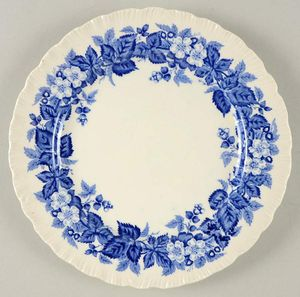 Wedgewood Bramble Blue China for Sale in West Windsor Township, NJ