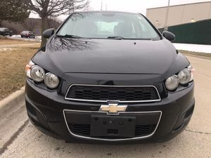 2012 Chevy Sonic LT 4-cyl 61k Miles for Sale in Chicago, IL