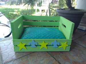 Hand made small dog/cat bed for Sale in Modesto, CA
