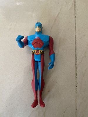 DC Universe Justice League Unlimited Fan Collection The Atom Action Figure damaged for Sale in Doral, FL