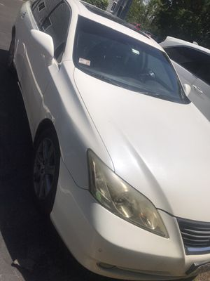 Clean Title 2007 Lexus ES 350 for Sale in East Providence, RI