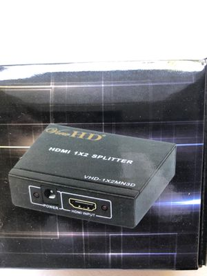 1x2 HDMI splitter VEHD -1x2 MN3D View HD for Sale in Ceres, CA