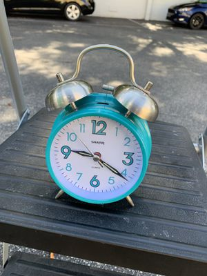 Alarm Clock Like New! for Sale in DeLand, FL