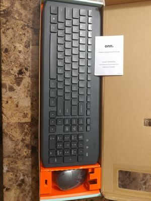 Wireless Keyboard and Mouse ------NO USB RECEIVER------ for Sale in Bakersfield, CA