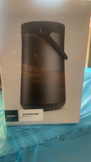 Bose soundlink revolve for Sale in Newman, CA