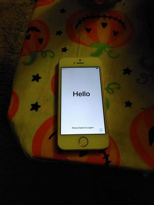 iPhone SE Straight Talk for Sale in Mesa, AZ