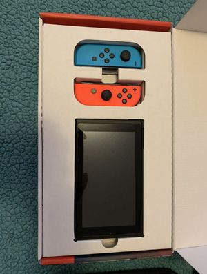 Nintendo Switch Version 2 for Sale in Hackensack, MN