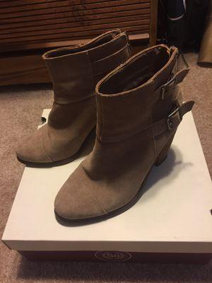 Jessica Simpson boots 6.5 tan Walnut for Sale in Pomona, CA