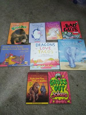 Kid books for Sale in Lakeside, CA
