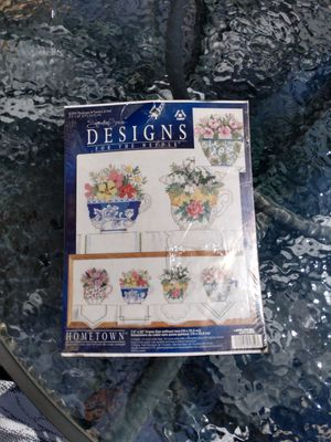 Signature Series Designs for the Needle Teacups for Sale in Hanover, PA