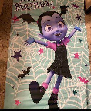 Vampirina Birthday Banner for Sale in Anaheim, CA