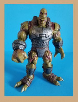 "Hasbro 2008 Marvel The Incredible Hulk Bi-Beast 6.5"" Action Figure for Sale in Sanford, FL"