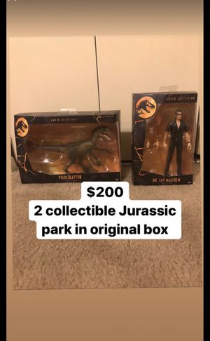 Go through all photos view all items message if you interested all collectible in original box never opened pick up in Gaithersburg md20877 for Sale in MONTGOMRY VLG, MD