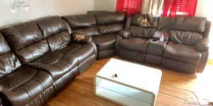 Sectionals. Reclining couches for sale for Sale in Pennsauken Township, NJ