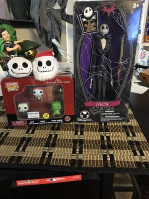 The nightmare before Christmas Lot for Sale in Oceanside, CA